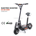 Fashionable 2 wheel stand up electric scooter