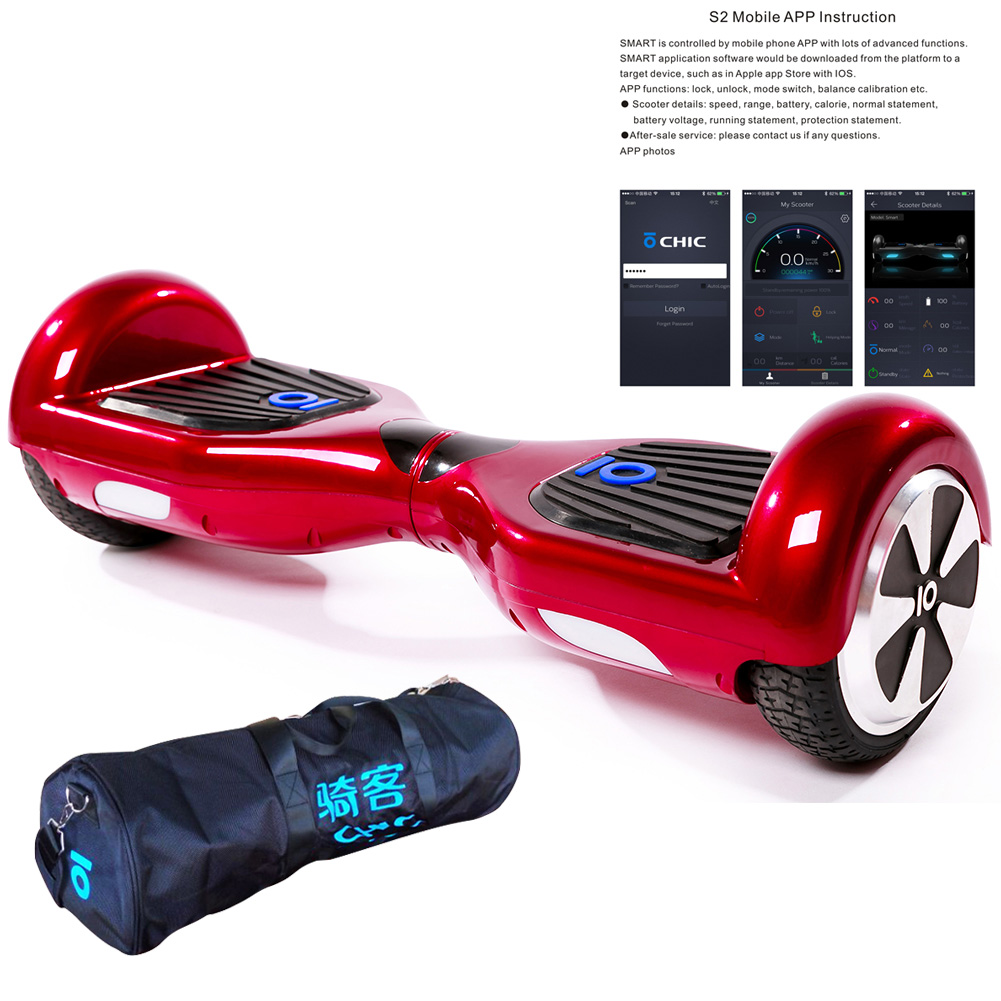 Wholesale IO CHIC electric scooter motorcycle for adults With Samsung Battery