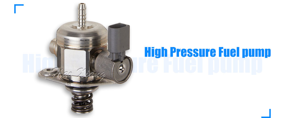 High Pressure Fuel pump for car OEM: 06H127026