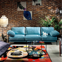 modern furniture new style leather sofa sets couch living room sofa for drawing room