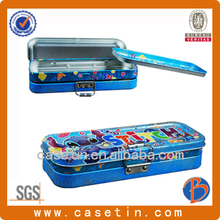 personalised pencil case , students pencil case with compartments