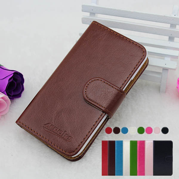 Wholesale High Quality Stand Wallet Flip Leather Case for LG Optimus L5 E610