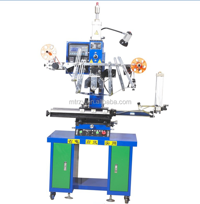 MT1830NP2014 best sale high grade heat transfer machine press for plastic printing high efficiency