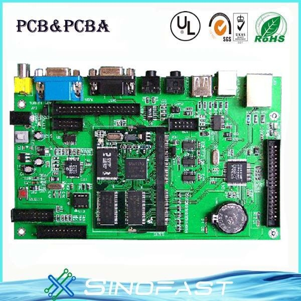 home automation Quick Turn Pcb circuit board assembly