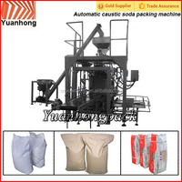 trout fish meal poultry feed packing machine for 25kg to 50kg bags
