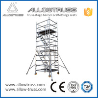 Suitable for concert scaffolding spigot