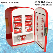 12V High quality 22L mini display fridge