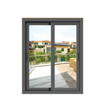 Austrilian and USA aluminum window, thermal break aluminum windows