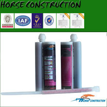 HM construction repair heavy duty anchoring pure epoxy resin base adhesive