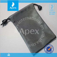 waterproof drawstring cell phone gift bag promotion bag