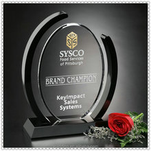 Surrounding Hand Brand Champion Round Award For Company gift