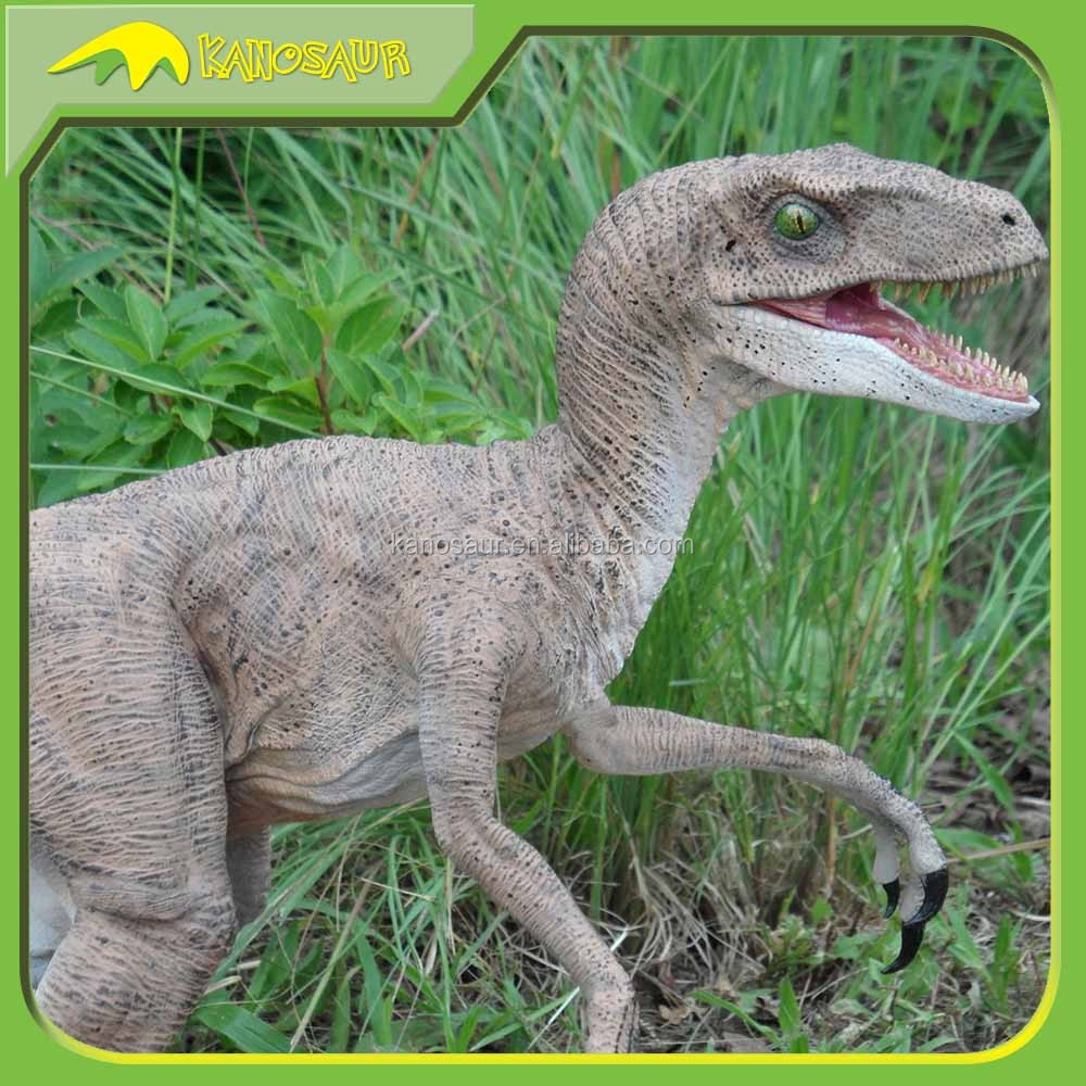 KANOSAUR1126 Kids Attraction Animated Interactive Cartoon Dinosaur Model