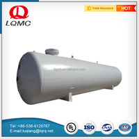 High technology long lifetime 30m3 round fuel steel storage tank