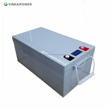 deep cycle solar battery 12v 300ah lithium ion battery for solar storage