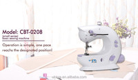 handy sewing machine CBT-0208 &mini hand sewing machine with CE,GS,ROHS approval