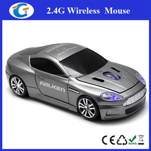 Custom Made 2.4Gh Wireless Car Mouse for Wholesale