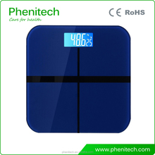 LED digital weighing scale bluetooth electrical bathroom scale