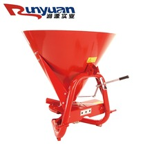 tractor 3 point mounted fertilizer spreader machine and parts