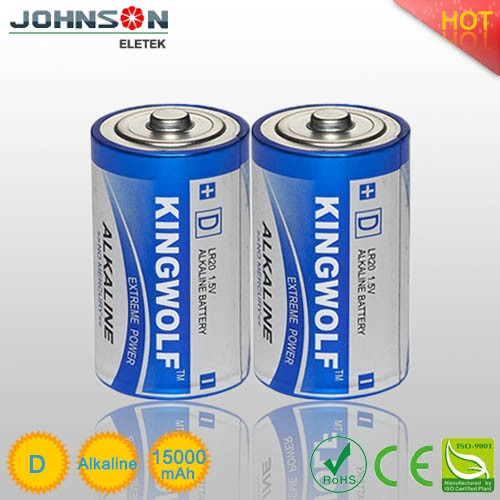 china suppliers lipo battery the batteries durable in used in abundent of the d 1.5v alkalinelr20 D dry battery made in china