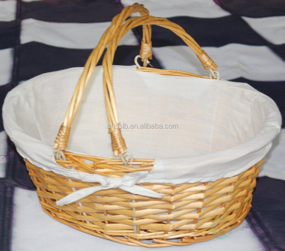 Custom Size Wicker Basket