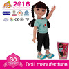 Cute baby Beautiful Doll Toy family game online toy doll for sale
