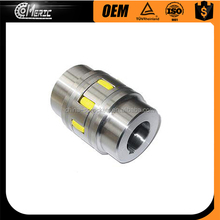 2017 best price all size Aluminum alloy flexible tapered shaft coupling