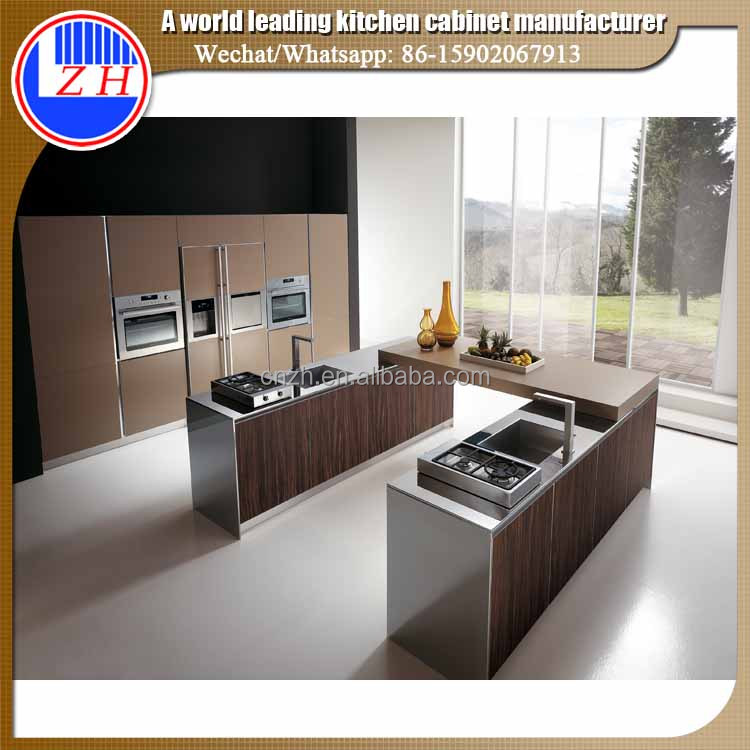 Modular best quality cheap kitchen cabinet design made in for Best quality kitchen cabinets