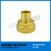 Pex Brass Coupling Connector Male Threaded