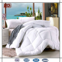 Luxury Design Soft White Thick Warm Winter Hotel Duck Down Quilt