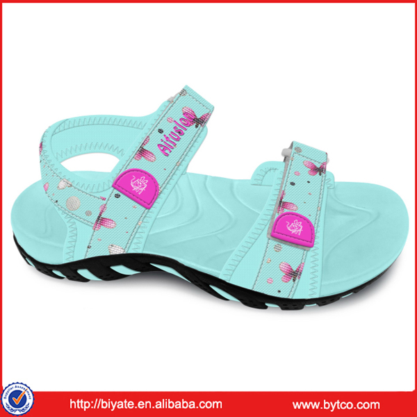Last Design Beach Sandals For Girls
