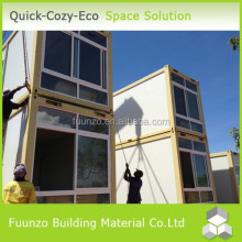 Rock wool Eco-friendly New Technology Fireproof Steel Container Office