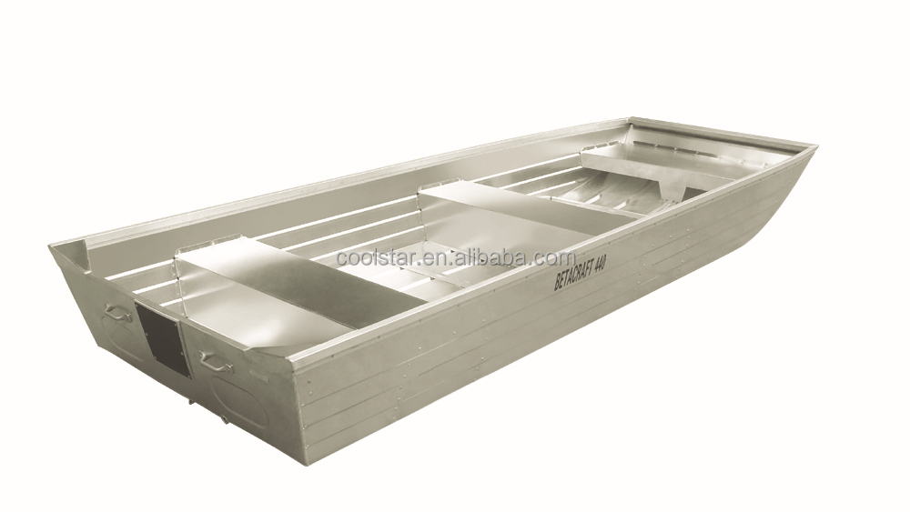 2.0mm thickness U2.0 type aluminium boat hull