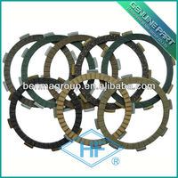 On-Off-Road bike clutch plate in kinds of material