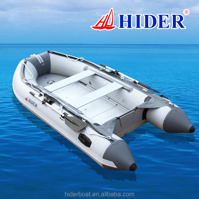 3.0 m inflatable PVC portable fishing sport boat