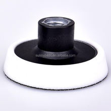 "High quality 5"" Rotary Backing Pad with VELCRO Brand Hook and Loop"