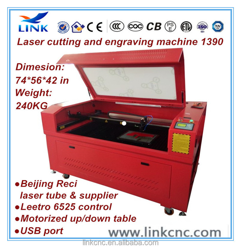 chinese laser engraving and cutting machine