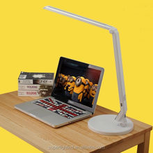 eye protective led desk reading lights office lamp with USB Charging port