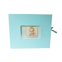 Baby Shower Favor Gift Box with Frame