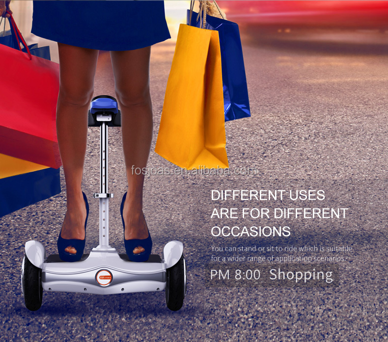 Fosjoas <strong>U1</strong> CE Approval electric Fashionable Folding Mini smart E Scooter, 1500W Brushless E-Scooter, Escooter