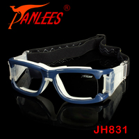 basketball dribbling glasses PC frame football glasses eye protection glasses sports eyewear hot product