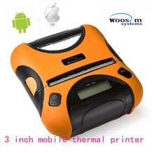 WOOSIM 80mm android mobile thermal bill wifi pocket printer WSP-I350