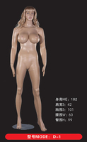 Manufacturer Supply moving mannequin