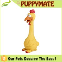 Screaming Rubber Chicken/Pet Dog Toy Squeak/Children Toys Safe