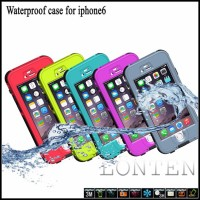 Waterproof & Shockproof Case For Phone - 10 Colors