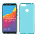 clear Transparent soft mobile phone case for Huawei honor 7A pro Enjoy 8E tpu back cover