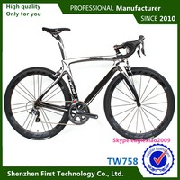 fork suspension 22speed man gears road bike full carbon fibre cycling man use with solar charger free provide