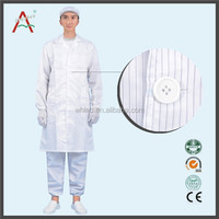 Hospital White Doctor Lab Coat Uniform