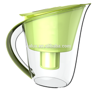 Alkaline Mineral Water Ionizer Pitcher 3.5L Pure Healthy Water in Minutes//Water pitcher//