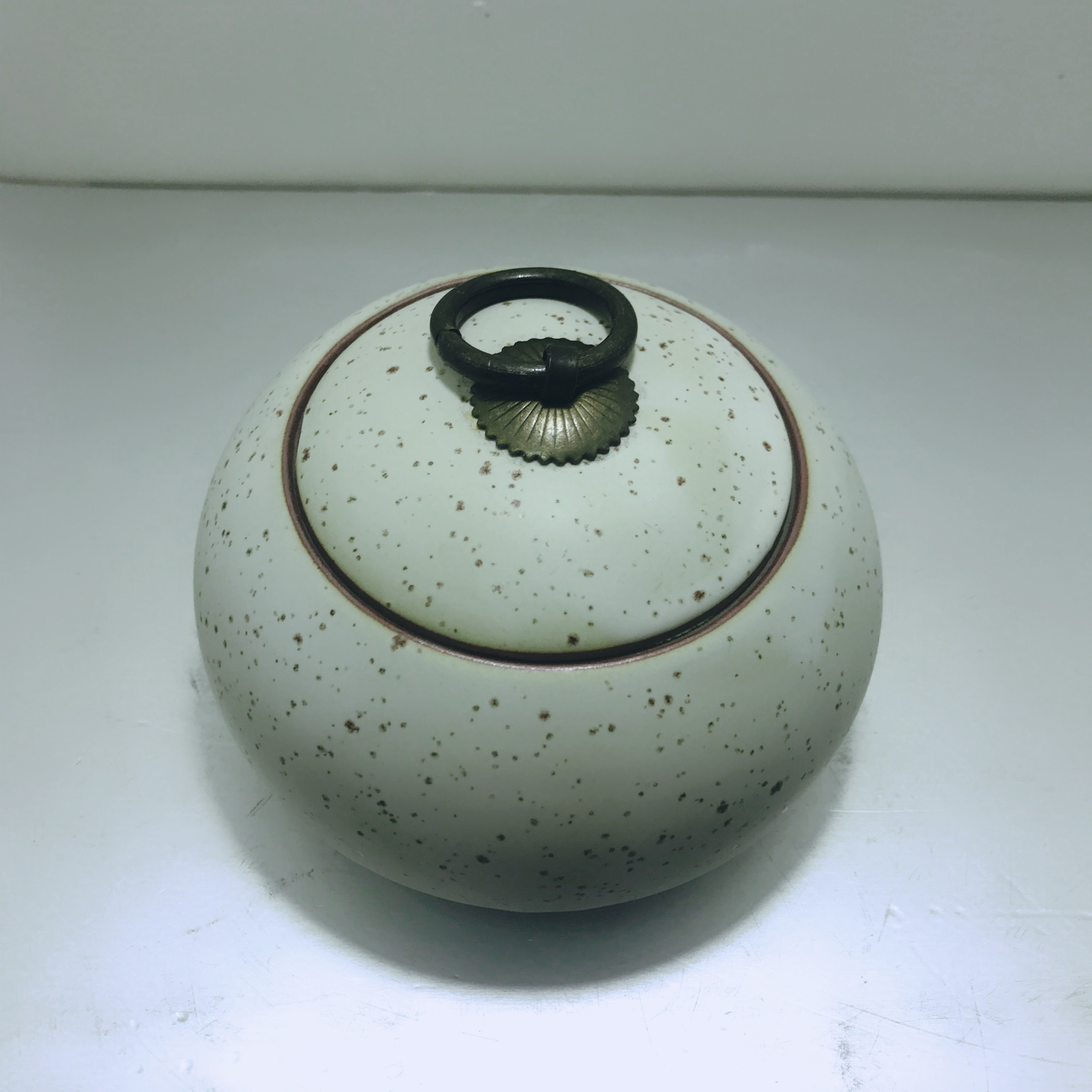 Tea lover product  Ceramic teapot with lid