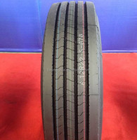 China heavy dump truck tire 295/80R22.5 all-steel radial tire sell like hot cakes